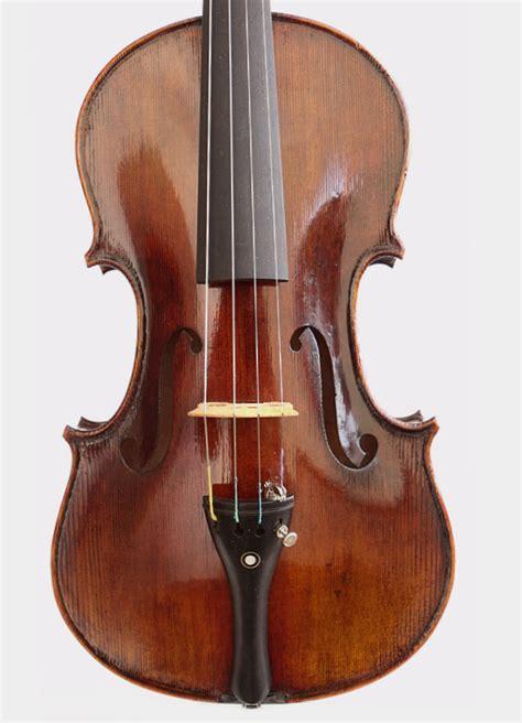 Violin Handmade - unique violin clair valeva handmade