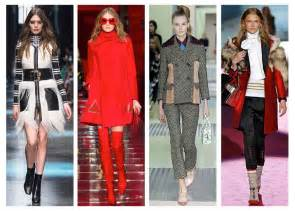 Top 4 fall winter 2015 trends from milan fashion week