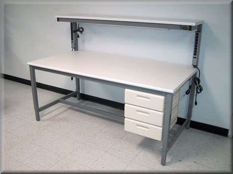clean room work benches cleanroom tables cleanroom workstations rdm industrial