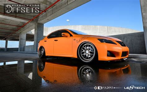 lexus is250 hellaflush 04 1 2009 is 250 lexus dropped 1 3 k3 projekt ind series