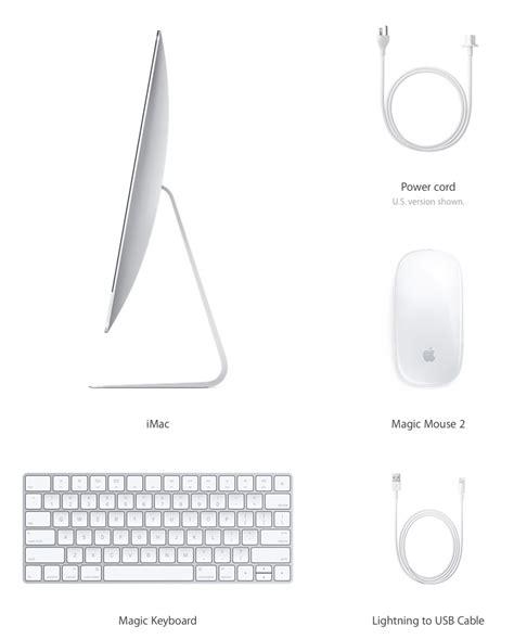 Apple 27 Inch Imac Retina 5k Mne92 2017 3 4ghz I5 8gb 1tb imac 27 quot 2015 mk462 27 quot retina 5k hdd 1tb i5 3