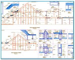 Free House Blueprints And Plans structural drawing free download softonic