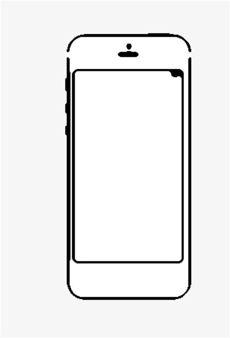 mobile 4 draw draw vector line mobile phone line drawing vector painted line phone png and vector