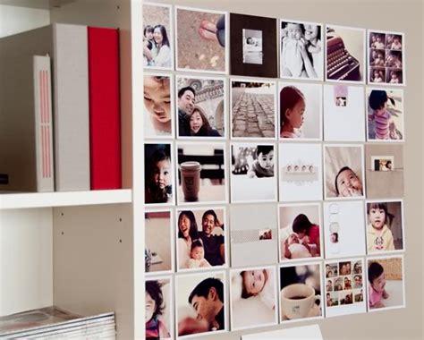 fotos aufhängen ideen bringen sie ihre familienfotos an die wand 29 originelle