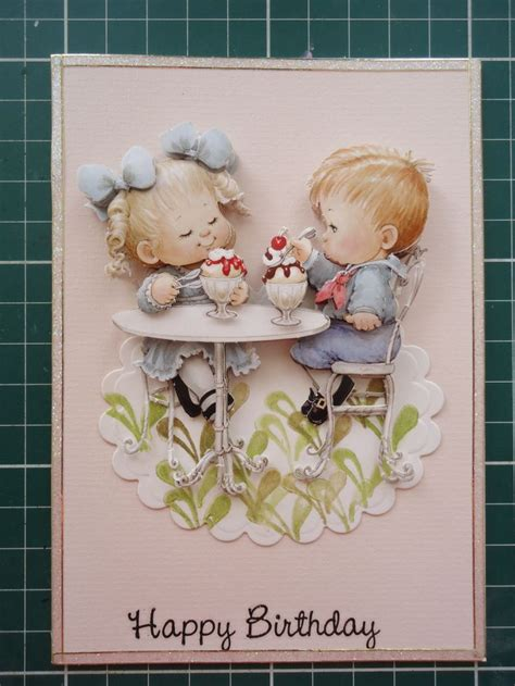 Handmade Cards For Children - handmade card lina s cards for