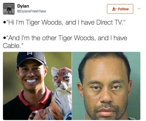 Funny Dui Memes - tiger woods got a dui and the internet is already making