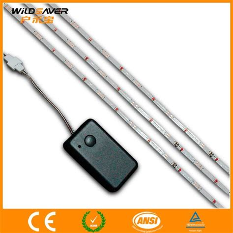Small Battery Operated Multicolor Led Strip Light For Small Led Light Strips