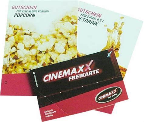 cinemaxx popcorn verlosung kino gutscheine f 252 rs cinemaxx freiburg