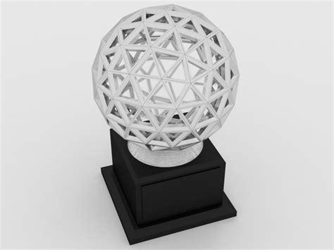 Custom 3d Print Trophy custom trophies and awards 3dnyclab