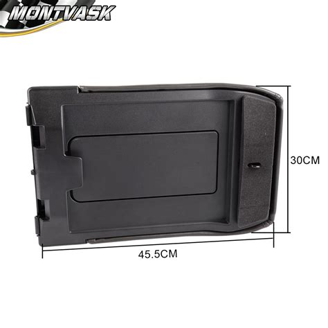 gmc center console lid gray for chevy gmc cadillac truck suv center