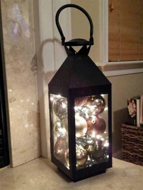 decoration lanterne noel  magnifiques exemples