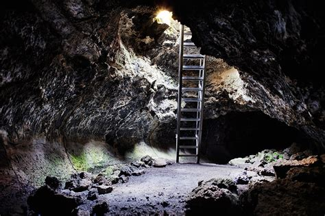 lava beds explore underground caves at lava beds national monument