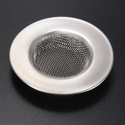 bathtub drain hair stopper filter metal shower hair drain catcher bath strainer hair filter