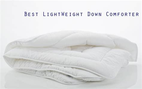 Top 5 Best Lightweight Down Comforter Reviews 2017