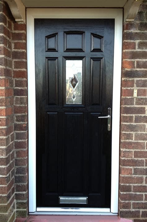 black front door black composite front door distinction doorsdistinction
