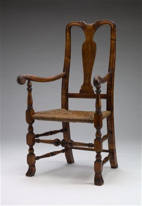 transition chair with antique chair
