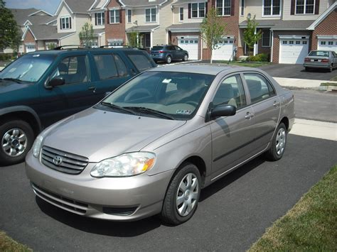 2002 Toyota Corolla 2002 Toyota Corolla Exterior Pictures Cargurus