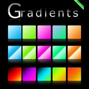 photoshop gradient styles free photoshop styles and gradients