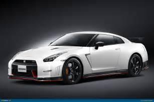 Nissan Tr Ausmotive 187 2014 Nissan Gt R Nismo Revealed