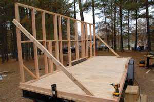 framing tiny house the life plans home ideas picture