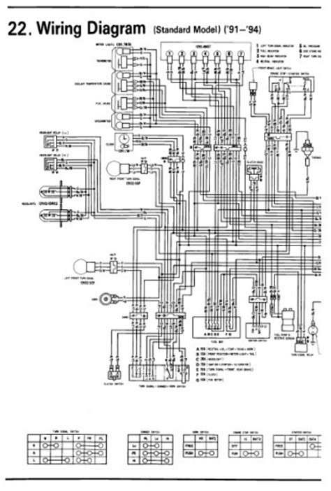 yamaha zeal wiring diagram wiring diagram