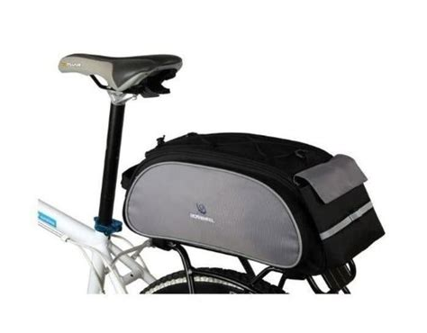 Friends Feature Cargo Pack Dhc73 roswheel bike rack bag seat cargo bag rear pack trunk