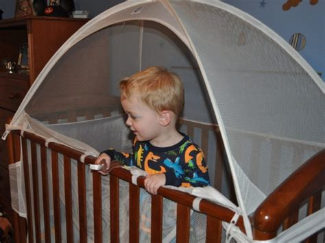 Keep Baby From Climbing Out Of Crib Update Crib Tent May Be Dangerous Perry Md Patch