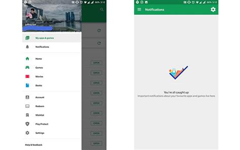 Play Store Notification Play Store Une Nouvelle Section Notifications
