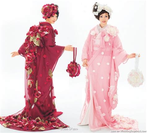 braut kimono japanese bridal kimono