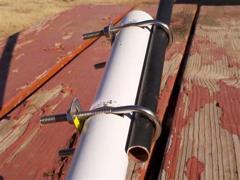 membuat antena tv j pole fold over antenna mast mount open roads radio forum for