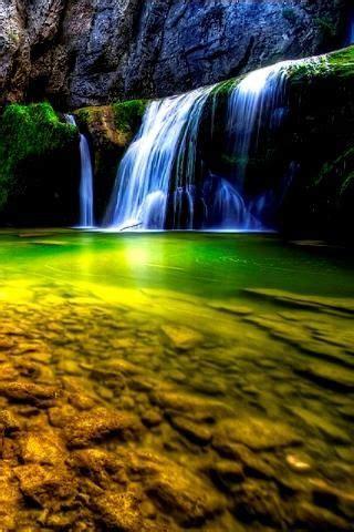 hd waterfall   wallpaper waterfalls