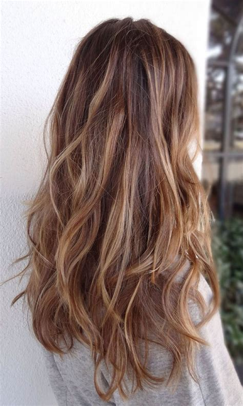 idears for brown hair with blond highlights le balayage revient 224 la mode voici 10 photos qui le
