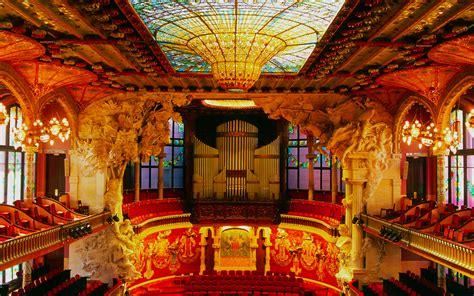 palau de la musica catalana travel leisure