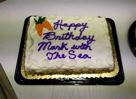 Kitchen Design Mistakes hilarious cake fails show a botched little mermaid and