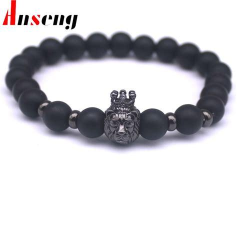 2017 new fashion black charm bracelets popular