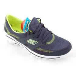 walking shoes skechers s gowalk 2 stance walking shoe blue