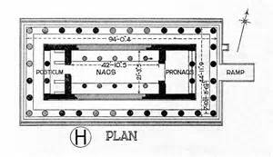 Greek Temple Floor Plan by Midterm Slide List 1 The Parthenon How And Why To Build