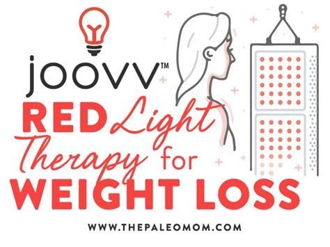 light therapy for weight loss joovv light therapy for weight loss the paleo