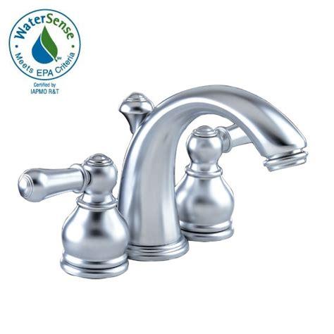 American Standard Shower Faucet Installation by American Standard 7471 732 Hton Minispread Bathroom Faucet