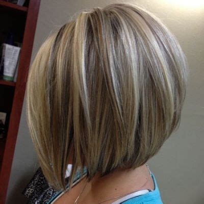 hair makeup on pinterest short stacked bobs new hairstyles and fra concave bob back view of stacked hair and makeup