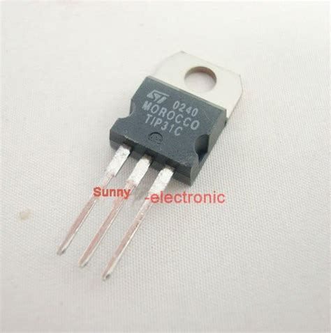 transistor tip31 aliexpress buy free shipping 5pcs tip31c tip31 transistor 3a 100v to 220 from reliable