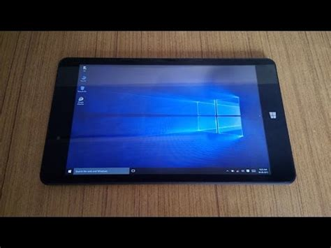 install windows 10 to android tablet how to install windows 10 on any windows 8 1 tablet read