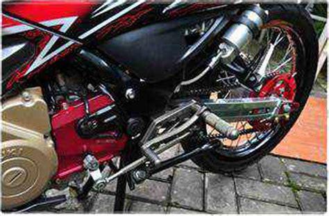 Mono Shock Nui Racing Tabung Suzuki Satria Fu 150cc aksesoris satria fu 150 autos post