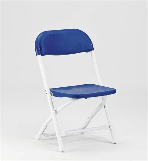 Child Sized Chairs by Child Size Plastic Folding Chair Blue