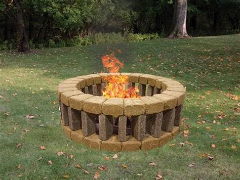 Fire Pits And Fire On Pinterest Menards Firepit