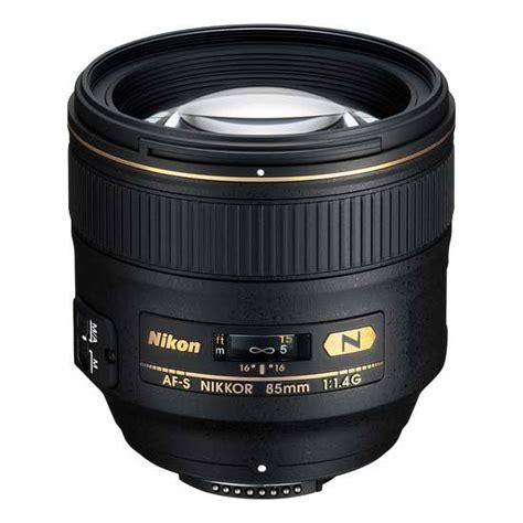 Nikon Af S 50mm F1 8g Lensa Kamera nikon af s 85mm f 1 4g harga dan spesifikasi