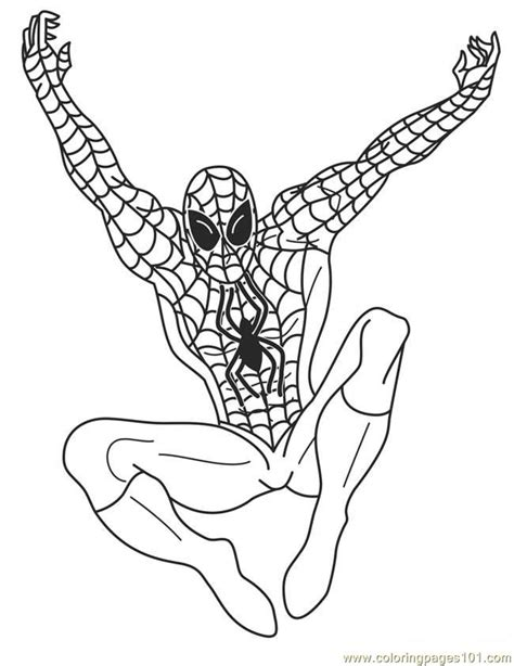 coloring page of a superhero download printable superhero coloring pages superhero