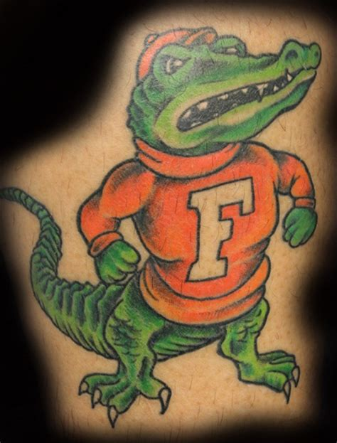 gator tattoo 93 best future tat images on collage football