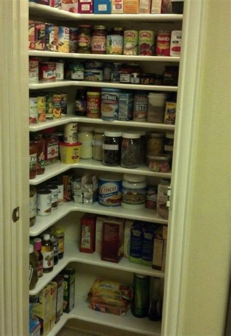 L Shaped Pantry by These Are The Pantry Organizing Hacks That You Ve Been