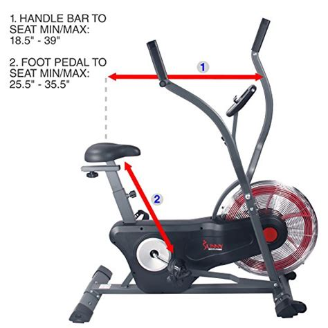 what is a fan bike health fitness air bike trainer fan exercise bike